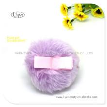 Fabricante profissional cosméticos Fundação Puff Puff Shimmer pó de arroz