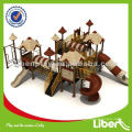 Castel Playground Equipment pour enfants LE-GB003