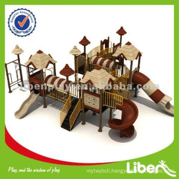 Castel Playground Equipment For Kids LE-GB003