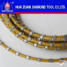 High Efficiency Diamantschneiddraht für Steinprofilierung