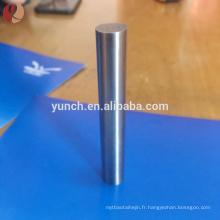 Astm B365 barre de barre de Tantale Pure
