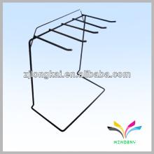 Starke 5 Stifte Einzelhandel Metall freistehende Nagellack Display Rack