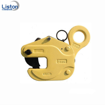 0.5T 2T 3T 5T ​​VERTICAL LIFTING PLATE CLAMP