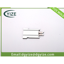 Yize has more than ten years of experience in connecting inserts processing