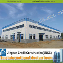Structure Steel Fabrication Factory Warehouse Building