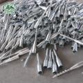 Deck screws piles earth screw piles