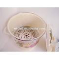 enamelware pot wholesale & enamel steamer cooking pot