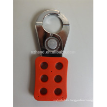 tamper steel insulating resin flameproof Insulation safety lockout hasps