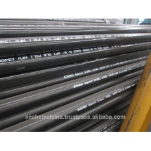 "high frequency welded steel pipe to API, ERW steel pipe to BS, ASTM, KS, JIS 1/2"" to 8"""