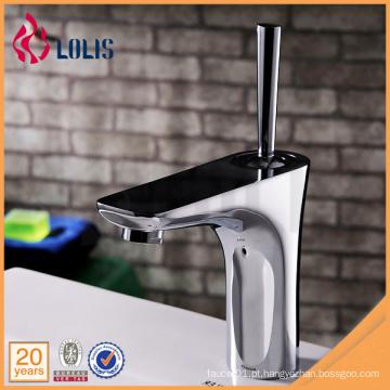 Novos produtos único chrome single handle bacia de pia do banheiro