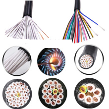 Discountable price for Fireproof Control Cable Fireproof PVC Insulated Sheathed Electrical Control Cables export to Spain Exporter