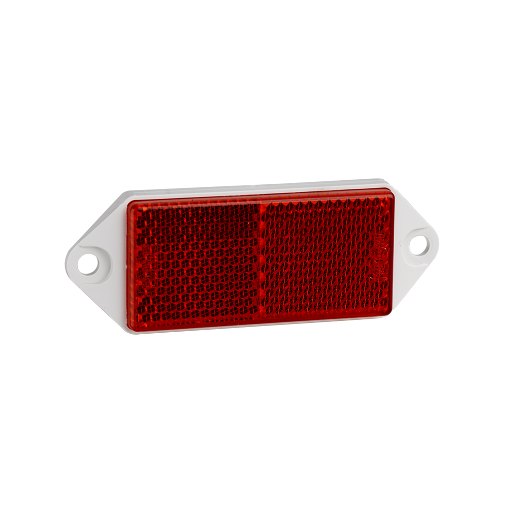 Oblong High Quality Trailer Reflectors With E- Mark