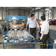 High strength floor decking sheet mills