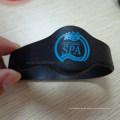 Hf Chip Silikon RFID Armband für die Zugangskontrolle