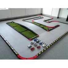 Carril profesional de 24mxm para el coche RC