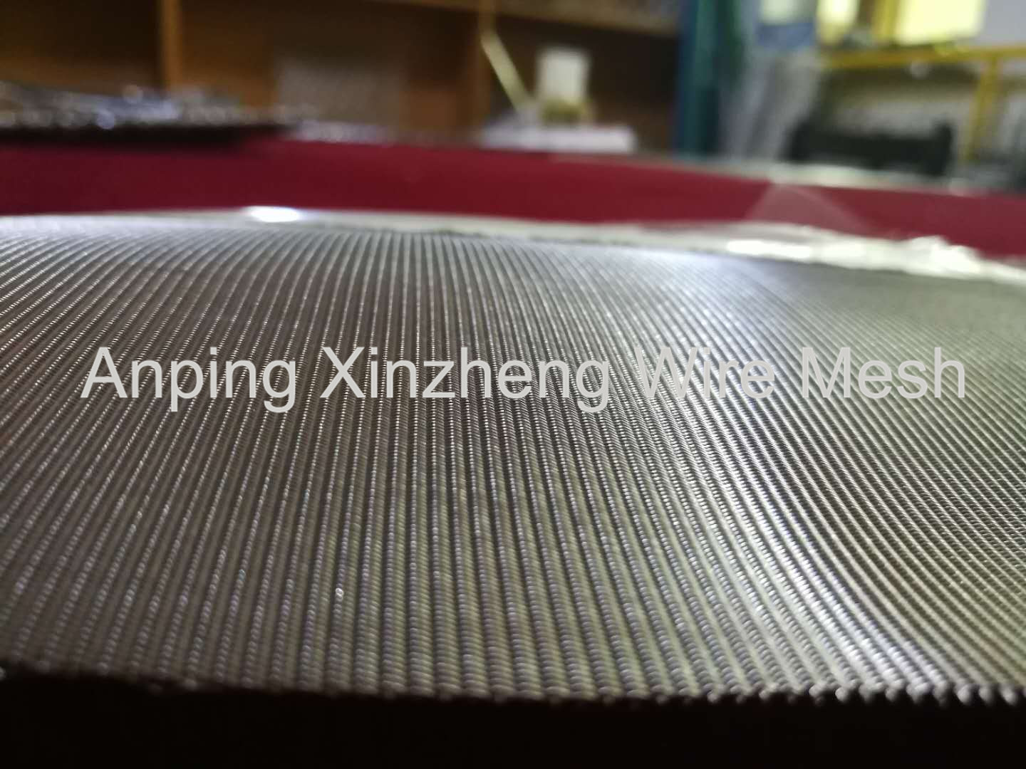 Stainless Steel Plain Dutch Woven Cloth