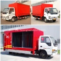 Botol Botol Beer Transportation Vehicle With Cover Curtain