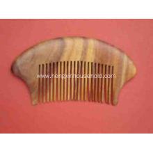 Wholesale Peach Small Beard Comb