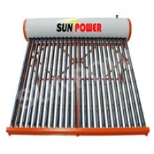 Stainless Steel Unpressurized Solar Water Heater (SPC)