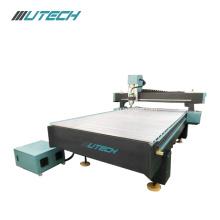 Router de madeira do CNC 1325 da linha central da máquina de gravura 3