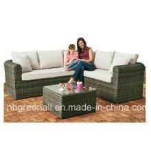 Патио Напольные наборы для дивана Гостиная Мебель из ротанга