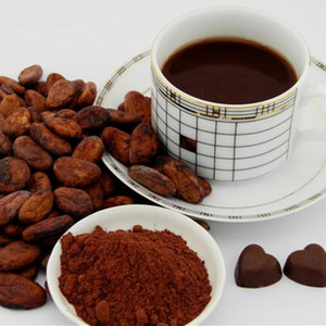 Natural cocoa powder for baking