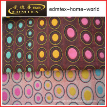 Polyester Jacquard Sofa Fabric EDM1035