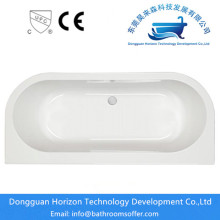 Acrylic spa tub corner bathtubs for sale