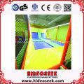 Kids Trampoline Park Games for Indoor Amusement Park