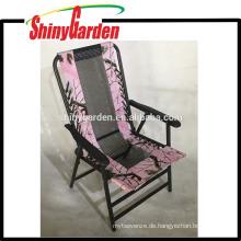 2er-Pack Stahl Freizeit Fodling Chair mit 600D Oxford und Mesh