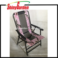 2-Pack Steel Leisure Fodling Chair with 600D Oxford and Mesh