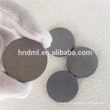 Malla de alambre tejido sinterizado de cinco capas de 40 micrones