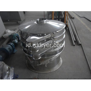 High Frequency Circular Vibrating Screener