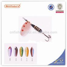 SPL025 chine en gros alibaba pêche leurre composant moule spinner leurre