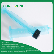 Colored Liquid Dispenser Syringe for Cosmetic / Pre-Filled Syringe/ Dispensing Syringe