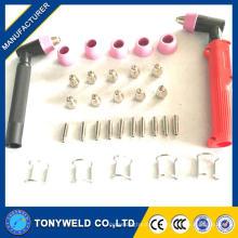Piezas de repuesto 100% de la antorcha del cortador del plasma de la calidad para AG60 SG55