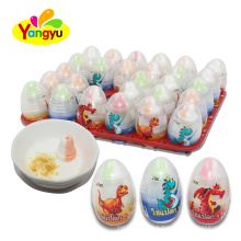 Halal Fruits Nipple Candy Egg with Fruits Popping Candy