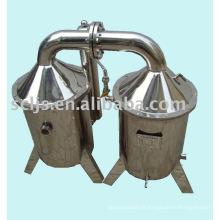 Équipement de distillation électrique DGJZZ-150
