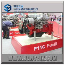 P11c Hino 700 Diesel Engine