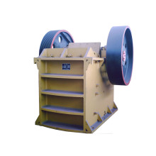 Jaw Crusher Crushing Various Materials with Diesel Engine