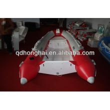 Bateaux gonflables de bateau côtes CE luxe