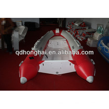 CE luxury RIB boat inflatable boats