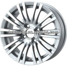 15 inch beautiful 4 hole 100-114.3mm replica sport car wheel