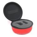 Wholesale red eva make up perfume bottle box with foam padding