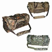 Military Duffle Bags, Suitable for Carrying, Eco-friendly, Available in Various Designs