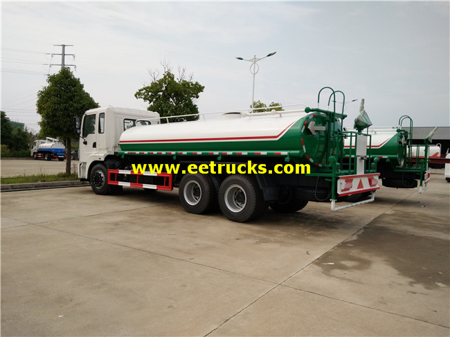Clean Water Tanker Trucks