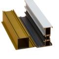 The best price 6063 T5 Aluminium Mullions window and window profiles