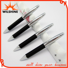 New Design PU Leather Metal Ball Pen for Gifts (BP0002)