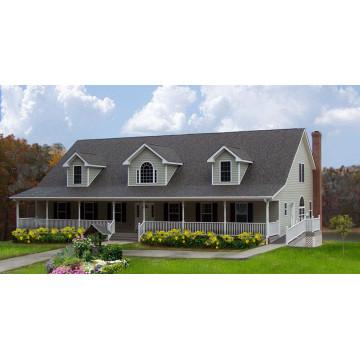 Light Steel Structural Prefab Home (KXD-pH1438)