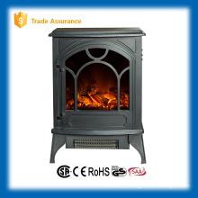 110-120V / 60Hz mini calentador protable de la pequeña chimenea eléctrica